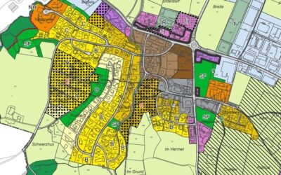 Zonenplan und Baureglement / Volksabstimmung am Sonntag, 13. Juni 2021 unfertig